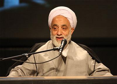 سخنرانی حجت الاسلام محسن قرائتی در مسجد دانشگاه علم و صنعت