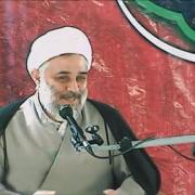 سخنرانی حجت الاسلام وحیدی در مسجد دانشگاه علم و صنعت به مناسبت آغاز امامت امام زمان (عج)