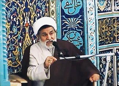 حجت الاسلام ابراهیم نژاد در دانشگاه علم و صنعت درباره کنترل خشم