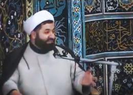 سخنرانی حجت الاسلام حلوائیان در مسجد دانشگاه