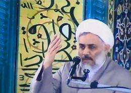 سخنان حاج آقا حمید وحیدی با موضوع ترس، خوف و جبن در مسجد دانشگاه علم و صنعت