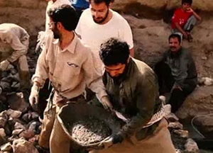 ثبت نام اردوی جهادی دانشگاه علم و صنعت ایران به منطقه محروم قلعه گنج استان کرمان